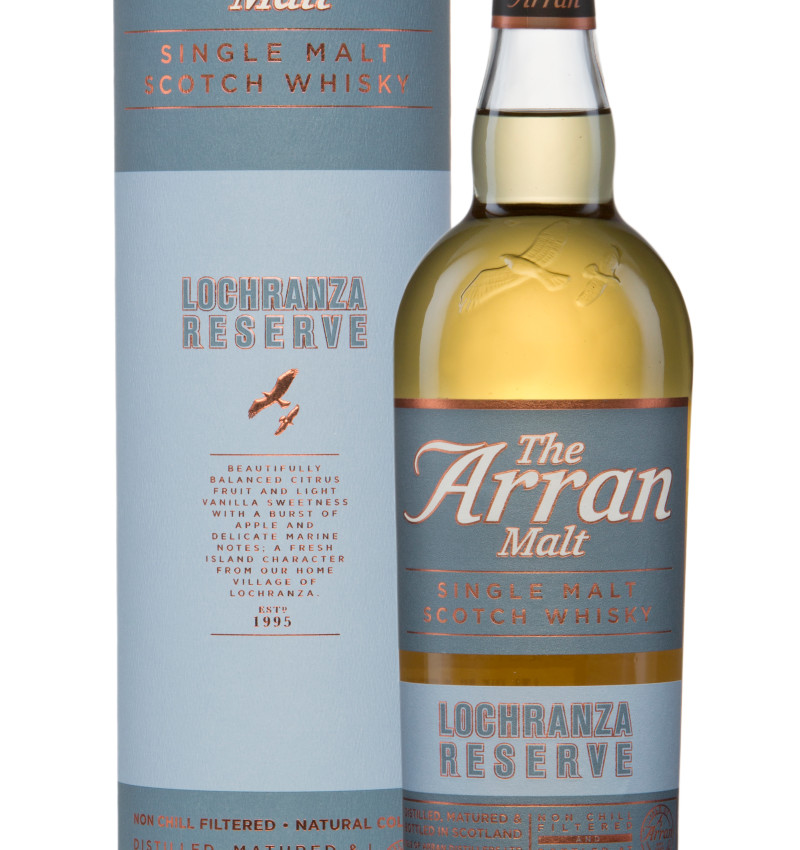 Single malt lochranzareserve 70cl product listing