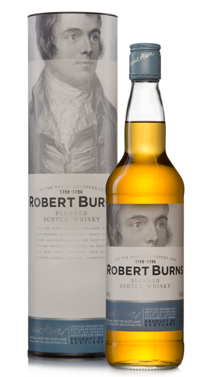 Blend robertburns 70cl product detail rebrand
