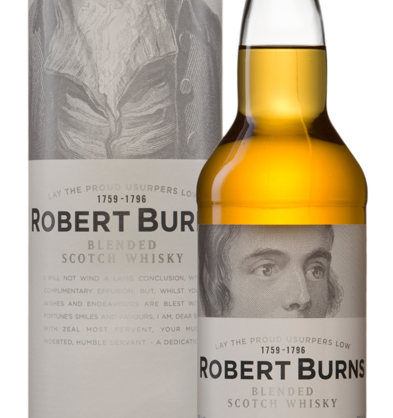 Blend robertburns 70cl product listing