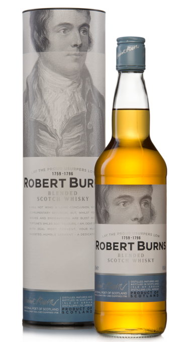 Blend robertburns 70cl product listing rebrand
