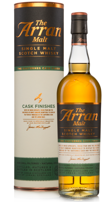 Single malt cf sauterness 70cl product listing rebrand
