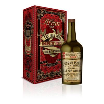 Arran smugglers2 visual box bottle 220616 listing