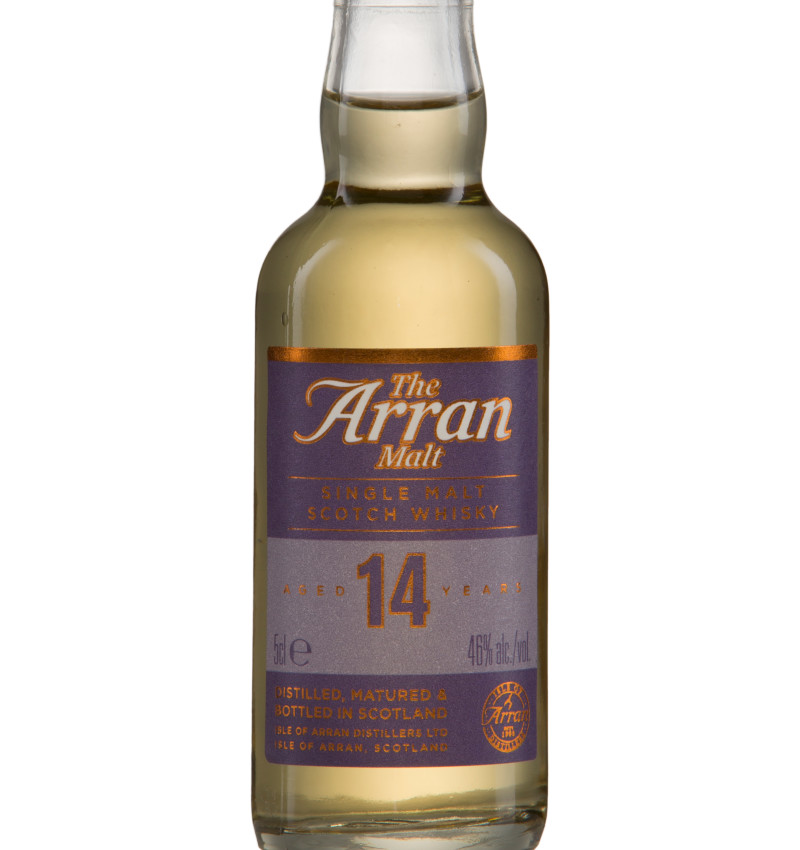 Single malt 14yo 5cl product listing