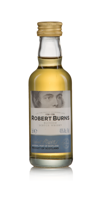 Blend robertburns 5cl product detail