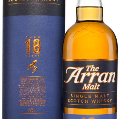 Single malt 18yo new 70cl listing