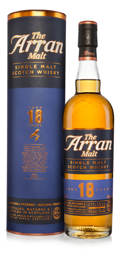 Single malt 18yo new 70cl product detail