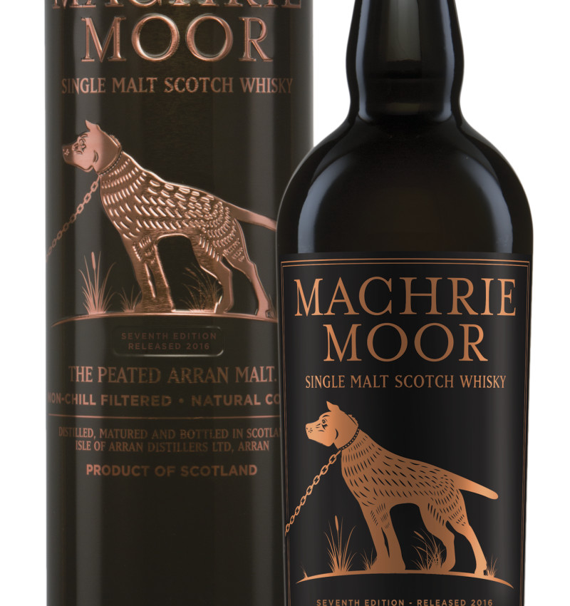 Single malt machriemoor 7th 70cl product listing