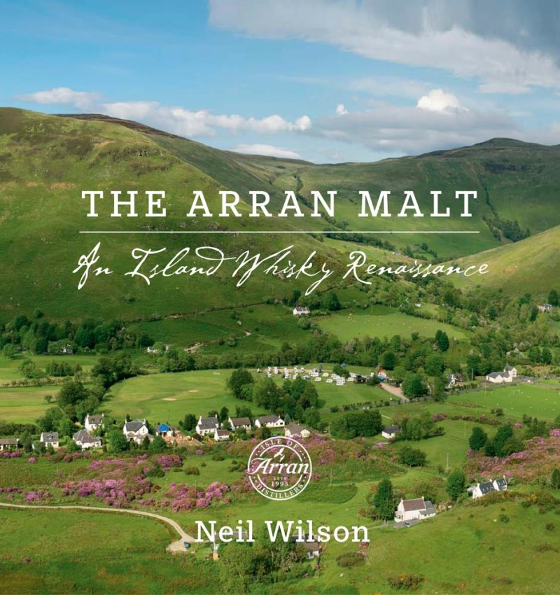 Arran book product listing