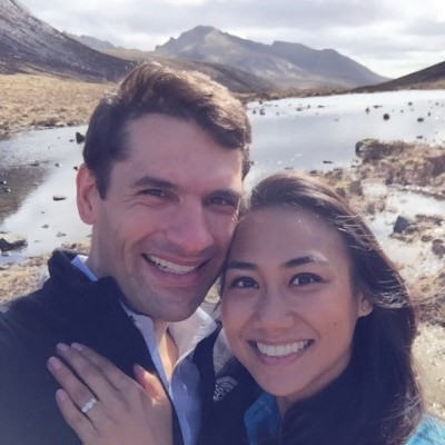 Thomas davie engagement. listing