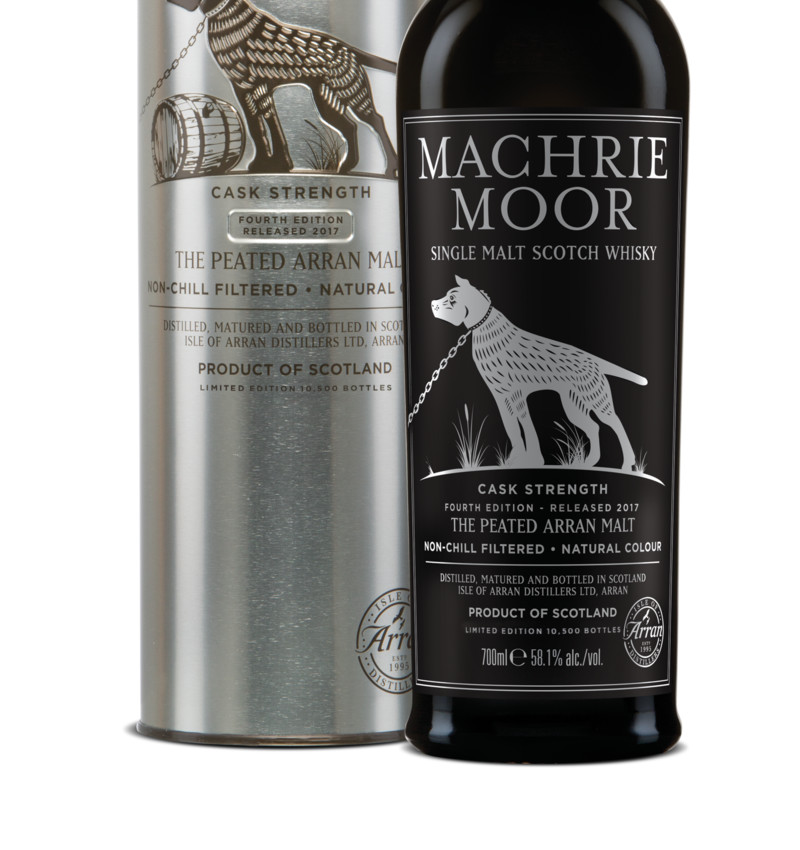 Machriemoor 2017 ed4 cask tube bottle product listing
