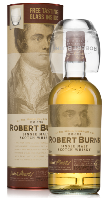 35 robert burns single malt gift pack product listing rebrand