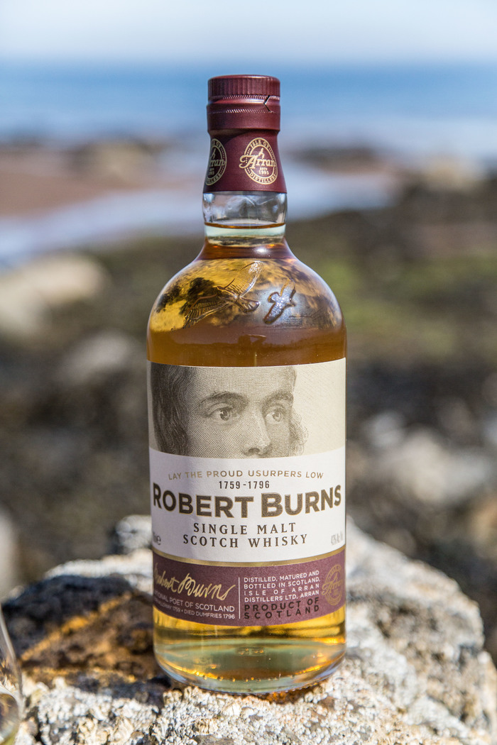 Robert Burns Single Malt whisky