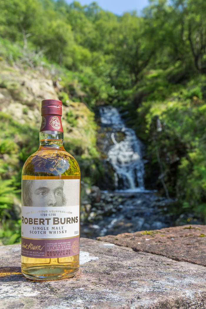 Robert Burns Single Malt whisky 2