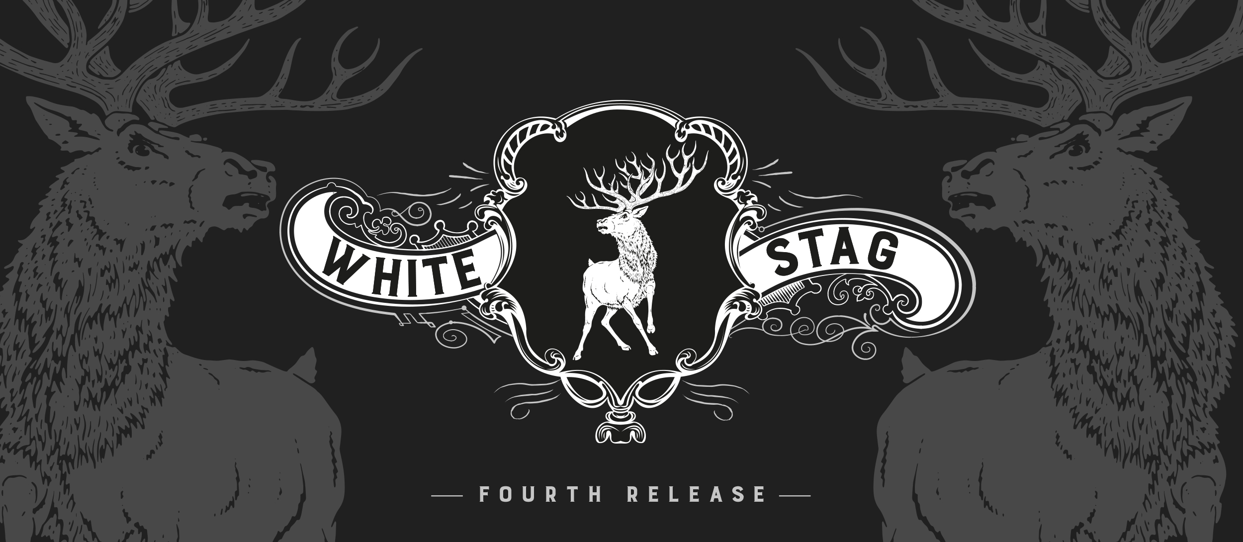 White Stag Fourth Release social logo