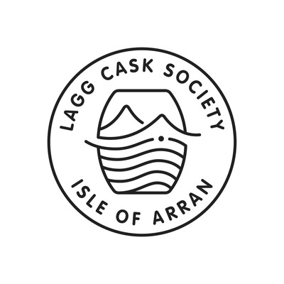 Lagg cask society roundel listing