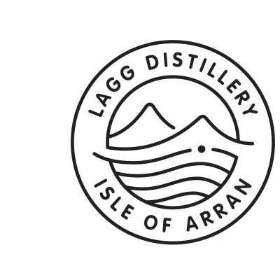 Lagg distillery roundel cropped by me listing