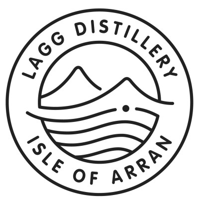 Lagg distillery roundel cropped by me listing rebrand