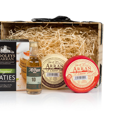 Arran small hamper listing