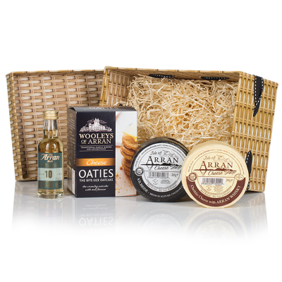 Festive cheese hamper product detail