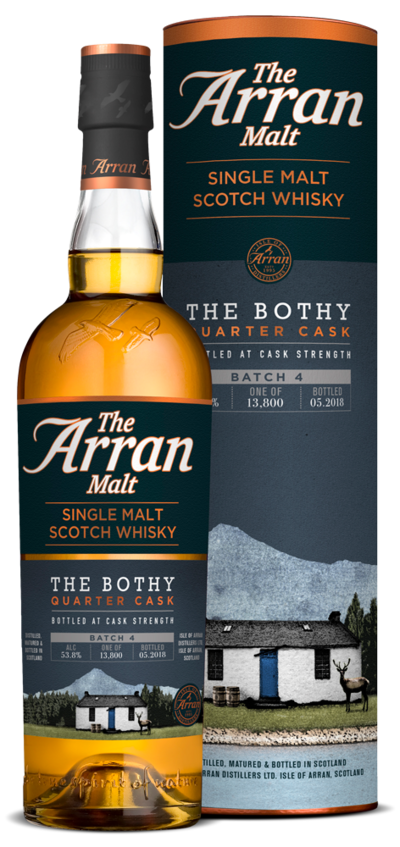 Arran quarter cask white bg batch4 product detail