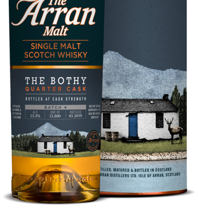 Arran quarter cask white bg batch4 product listing