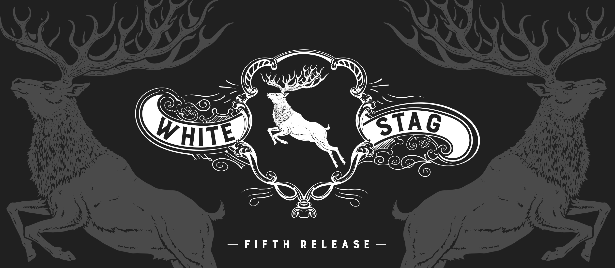 White Stag Fifth Release social logo