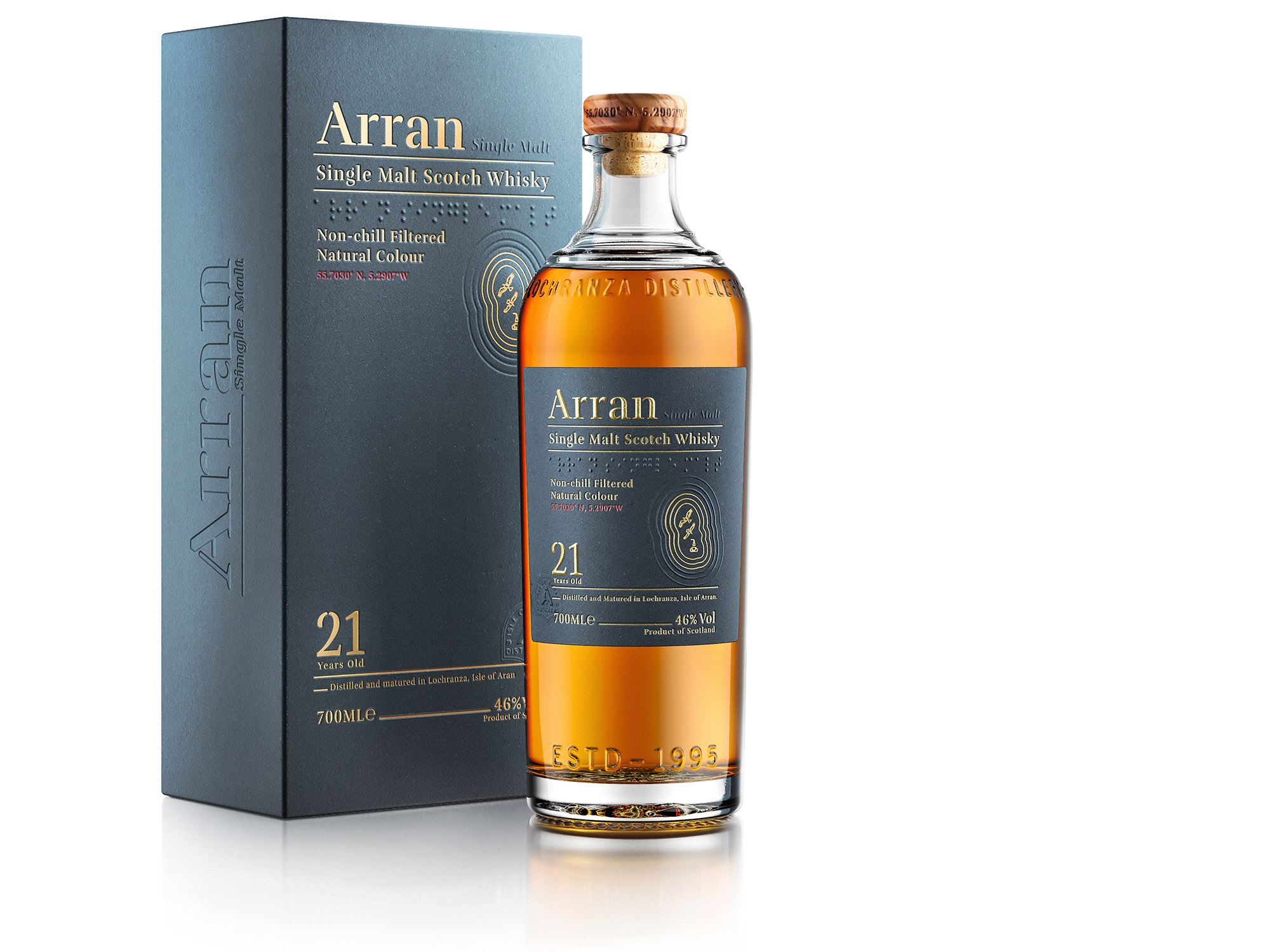 Arran 21YOClosed 02JUL19 low