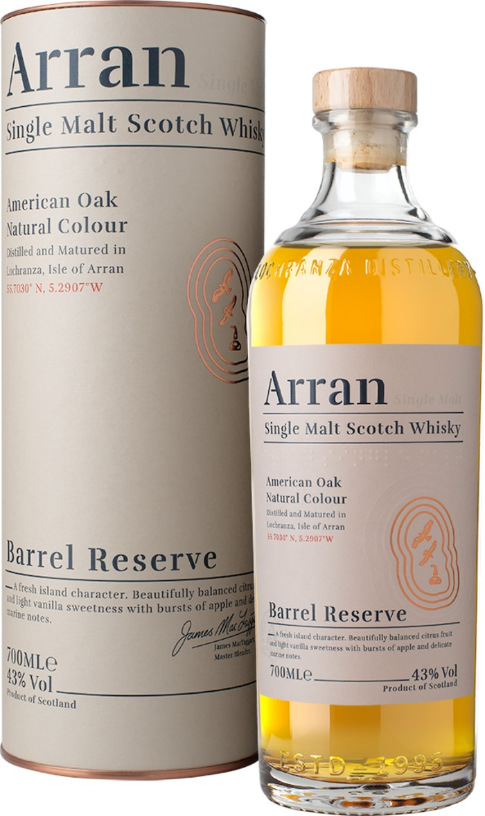AD Arran Barrel Reserve Bottle Box LE1000px Trimmed PNG