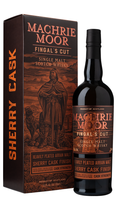 2c arran machrie moor fingal's cut sc bottle   box product listing rebrand