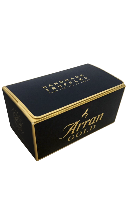 Arran gold truffles product detail rebrand