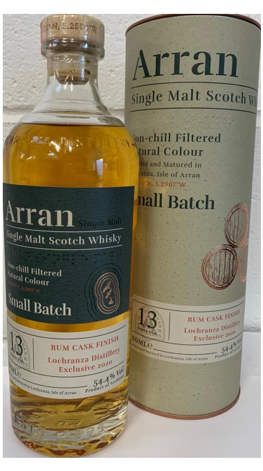 Small batch rum distillery exclusive crop 290920 product listing rebrand